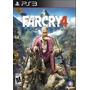 Far Cry 4 Fisico Nuevo Ps3 Dakmor Canje/venta