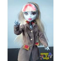 Boneca Monster High Abbey Bominable Mattel