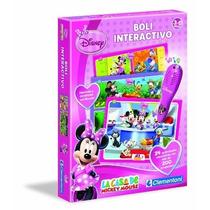 Lapiz Interactivo Minnie Mouse Aprende Y Diviertete 200 Resp
