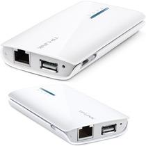 Router Wifi Portátil Tp-link Tl-mr3040 3g 4g Usb Recargable