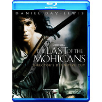 The Last Of The Mohicans (blu-ray) Director