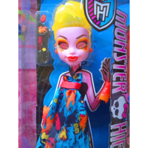 Monster High Set Fearfully Inner Monster De Ropa Accesorios