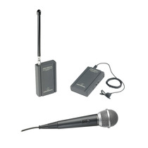 Sistema Inalámbrico Para Videocamara Audiotechnica Atr288w