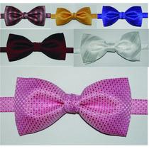 Bonitas Corbatas De Moño Con Variedad De Diseños Y Colores
