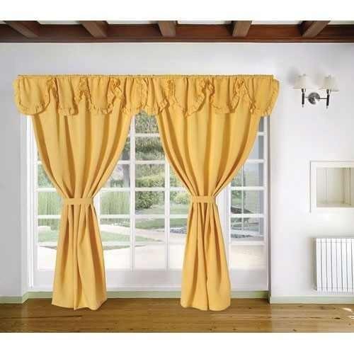 Cortinas Living Comedor Dormitorio Listas Para Barral !!! -  590 ...