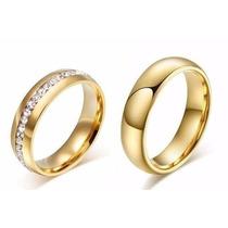 Par De Aliança Casamento De Tungstênio Foh. A Ouro 24k