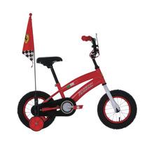 Bicicleta Ferrari Niño Aro 12 - Embalada