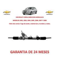 Caja Direccion Hidraulica Cremallera Chevrolet Corsa 2006