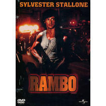 Dvd Rambo ( First Blood ) 1982 - Ted Kotcheff