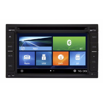 Central Multimidia Nissan Frontier Aikon S90 Dvd Gps Tv Sd