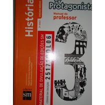 Livro Ser Protagonista - História - Ensino Médio 3º Ano