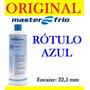 Refil Purificador Masterfrio Rótulo Azul 22,50mm Filtro Vela