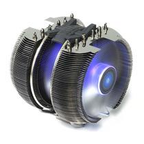 Cooler Zalman Cnps12x 120mm -triple Fan 3654-8 Blue Led