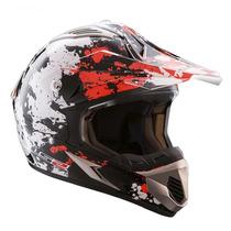 Casco Motocross Ls2 Mx433 Blast Orange Mod 433 Devotobikes