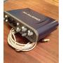 Placa M Audio Fast Track Pro 4x4 Interface Mobile Usb
