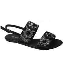 Sandalia Sandalias Mujer Piedras Anca Co Zapatos Mujer Delhi