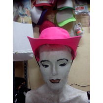 Sombrero De Tela Tipo Austaliano Para Dama Y Caballero