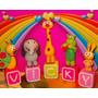 Baby Tv De Fiesta !!! + 5 Cubos Con Tu Nombre!!