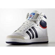 Zapatillas Adidas Top Ten Hi Leather Originals Importadas