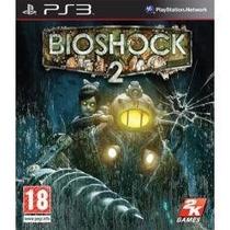 Bioshock 2 Ps3 Estudo Troca
