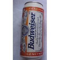 Lata Cerveja Budweiser - Usa - 1994 - Vazia - A42