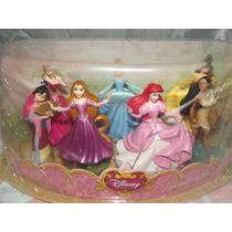 Colecccion De Figuras De Disney Princesas
