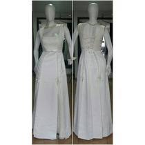 Hermoso Y Exclusivo Vestido De Novia. Diseño Olga Piedrahita