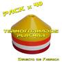 Pack X 40 Conos Tortuga Entrenamiento Deportivo - Fabrica