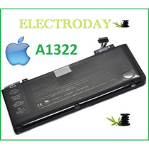 Batería P/ Notebook Apple Macbook Pro 13 2009 A1322 A1278