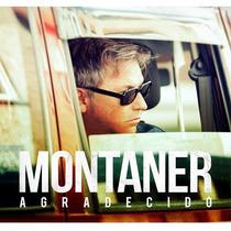 Ricardo Montaner / Agradecido / Disco Cd Con 17 Canciones