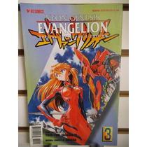 Neon Genesis Evangelion Parte 03 Manga En Ingles