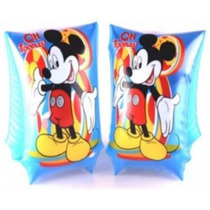 Bracitos Flotadores Inflables Mickey Mouse Disney