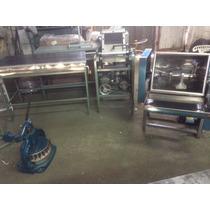 Maquinas Para Tortillas De Harina(equipo Prensa Automatica)