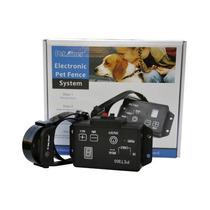 Cerca Eletrônica P/ Cães Invisível C/ Coleira Recarregável