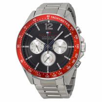 Relógio Tommy Hilfiger 100% Original Multifunção Novo