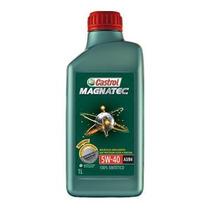 Óleo Do Motor Castrol Magnatec 5w-40 100% Sintetico