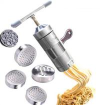 Pasta Maker Acero Inoxidable Manual