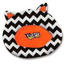 Sofá Fashion Cama Cadeira Acessório P/ Furby Da Hasbro