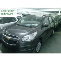 Chevrolet Spin Ltz 0km $180000 Y Hasta 60 Ctas Ent.inmed Ab