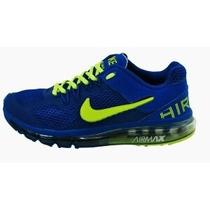 Tenis Nike Air Max 2013 2014 2015 2016 Airmax Gel Bolha Novo