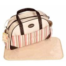 Bolsa Para Bebês Colibri Fashion Com Trocador Estapada