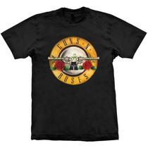 Camiseta Guns N Roses Bullet Stamp