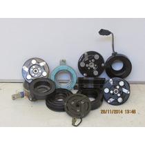 Poleas,plato Clutch,bobina,compresores Para A/c Automotriz