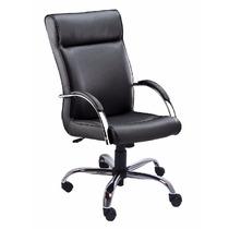Cadeira Escritório Presidente Relax Com Trava