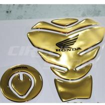 Protetor Tanque Bocal Moto Honda Cg Fan Titan Twister Cb 300