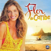 Cd Flor Do Caribe Nacional Novo Original Nfe