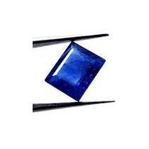 Elegante Safira Azul 1,30 Cts. Pedra Natural.