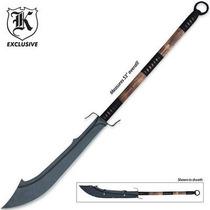 Kung Dao Ninja Funcional, Naginata, Yari, Lanza, Samurai