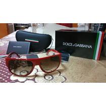 Dolce Gabana Dg6061 Red Brown Gradiente (588/13 Size 58-16)
