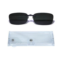 Gafas Clip-on, Cubrelentes Polarizadas Uv400 Negras
